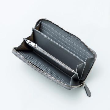 中身を包み込んで見た目すっきり「フルジップ型の長財布」 五選_1_2
