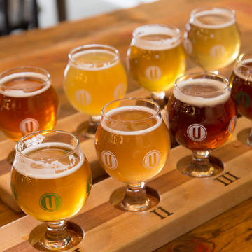 Upstreet Craft Brewingのクラフトビール