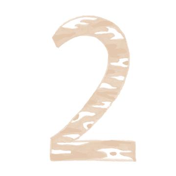 数秘術「イヤーナンバー2」の2021年の運勢
