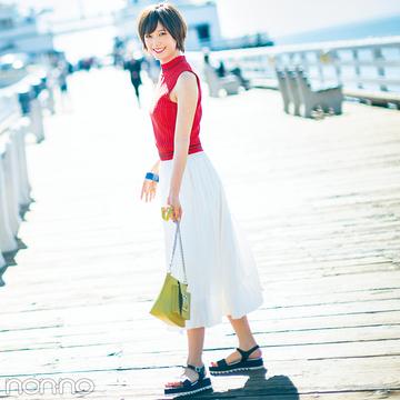 ばっさーはやっぱりかわいい♡ 本田翼のL.A.ファッションストーリー!