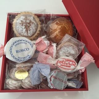 「スペイン菓子工房ドゥルセミーナ」の焼き菓子ギフトボックス【佐藤悦子さん8月のオススメ手土産】