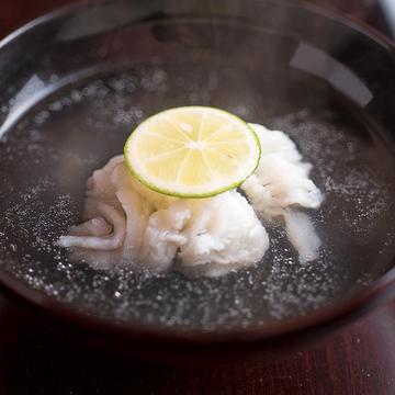 4.『井雪』出身の料理人が独立。名店の味を下町で引き継ぐ
