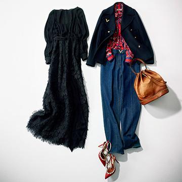 <ヴァレンティノ>クチュール技とモダンなストリートを融合した逸品【身体の一部のハイブランド服】