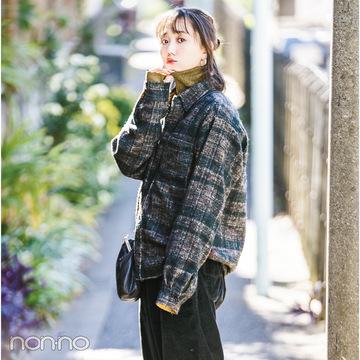 鈴木友菜が串カツ女子会に行くときのコーデって?【モデルの私服】