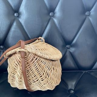 """今年のかごバッグは""""tsuru by marikooikawa""""で"""