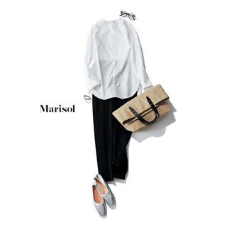 この夏は「白と黒」どっちも必要!女らしさをかなえるモノトーンコーデ15選