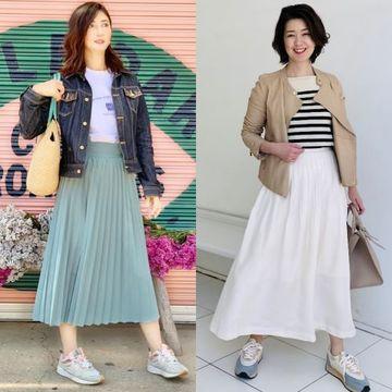 【2021春のプチプラファッション】アラフィー華組ブロガーの『ユニクロ・GU』高見えコーデ特集