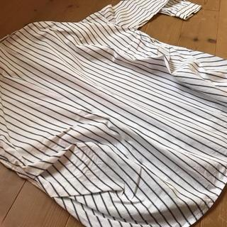 私にも着られる白シャツがあった!!_1_5-1