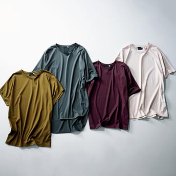 【オンラインで買いたいお値段以上服】着心地にとことんこだわったエイトンのTシャツ