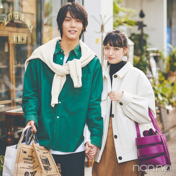 もしも中川大志くんが彼だったら…こんなお買い物デートがしたい!【デートコーデ】