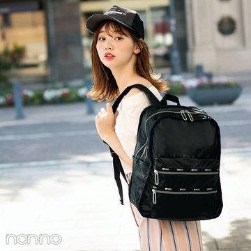 通学にも旅行にも! いつだって、レスポートサック☆シーン別レスポコーデ5スタイル