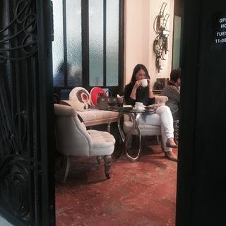 香港のおすすめ穴場隠れ家カフェ。こんな香港見たことない!