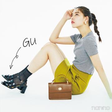 GUのサンダルコーデまとめ5選★ プチプラでトレンド感MAX!