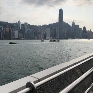 香港での撮影といえばハーバービュー♪ロケ地巡り都会編
