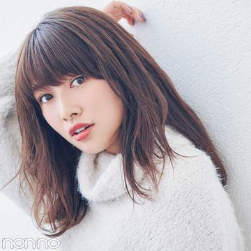 今田美桜さんの前髪完コピ