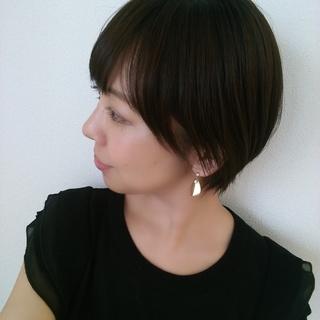 -○歳が叶うショートヘア