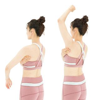 寒くなって縮こまりがちの肩、胸、脇をほぐす【いいことずくめの筋膜ストレッチ】| 40代ヘルスケア