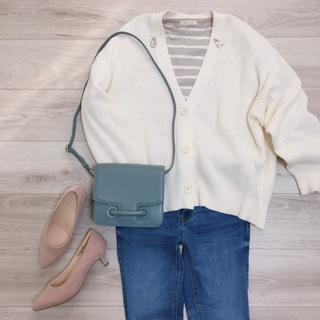 包み込む履き心地UNIQLOパンプス【momoko_fashion】