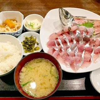☆福岡ローカルグルメ♪美味しいお魚ランチ☆