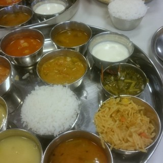 インド人街で本場の南インド料理を食す!_1_4