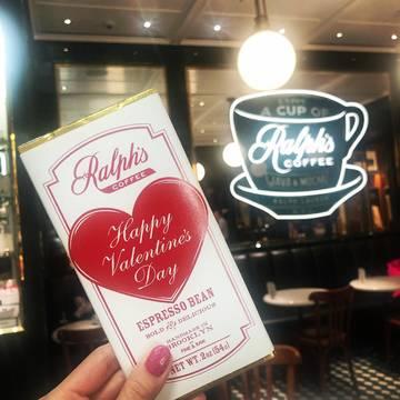 Vol.80♡ Ralph's Coffeeでバレンタイン気分!チョコを買うならこちら♡