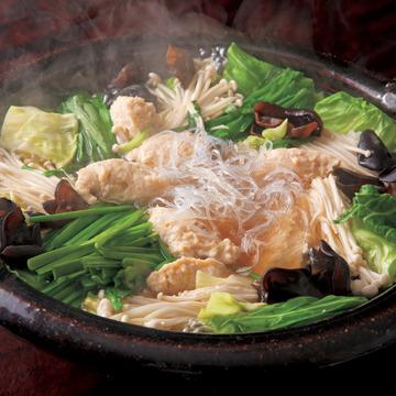 2.鶏団子鍋