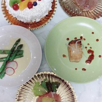 手作り贅沢ディナー☆