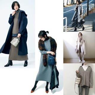 防寒しながら、おしゃれも楽しむ!2月の寒さを乗り切るコーデの秘訣まとめ|40代ファッション