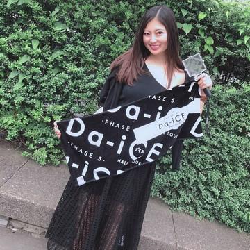 【福岡】【東京】Da-iCEのライブへ行ってきました♩
