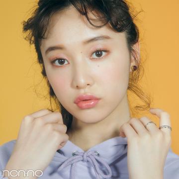 愛され顔でトレンドもキャッチ! ピンクで韓国っぽワントーンメイク♡【可愛いの基本ビューティ】