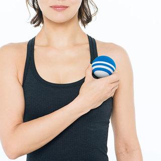 <ひっこめ!腹肉・腰肉>Step1筋膜をほぐして、外側の筋肉を緩める・上半身編