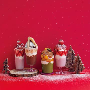 クリスマスは手作りパフェでインスタ映えを狙う♡ 簡単&美味しいレシピをチェック!