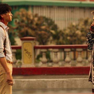 カン・ドンウォン 第二弾! 映画『MASTER/マスター』インタビュー