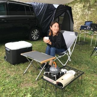 週末キャンプで日々の疲れをデトックス!