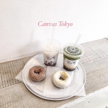 広尾カフェ【Canvas Tokyo❤︎】