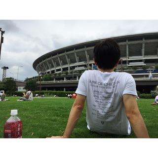 スタジアムツアー、参戦!またあの時間に戻りたい…