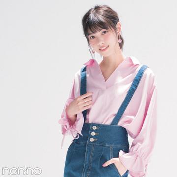 優子・七瀬・まなみんが着る! 今すぐマネしたいパステル×デニムコーデ7選!