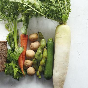 力強い四万十の自然が育てた「桐島畑」の野菜