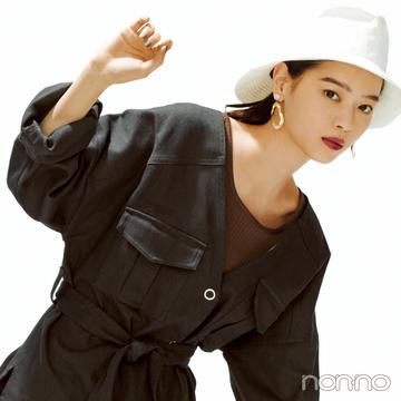 西野七瀬のデニムで「セットアップの双子」【DAY5】
