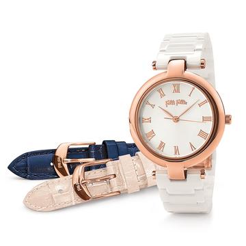 フォリフォリで選ぶべき腕時計5選★ベルト3本つきもおすすめ!【20歳の記念】