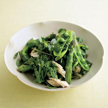 食卓に春ならではのごちそうを。ウー・ウェンさんの絶品サラダ 五選