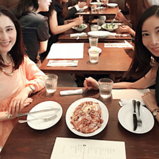 6th by ORIENTAL HOTELで美女組trianonさんとランチ♡
