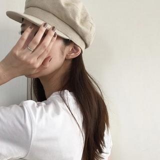 プチプラ帽子で日々のコーデにアクセントを【40代 私のクローゼット】_1_2-1