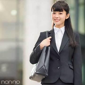 AOKIの美シルエットな好印象スーツで就活大成功♡