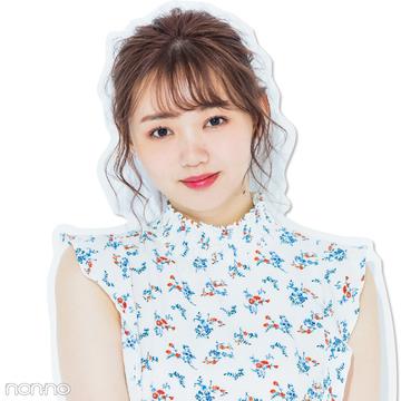 【前髪×ひとつ結びヘアアレンジ図鑑⑫】アイドル前髪'19最新版はコレ!