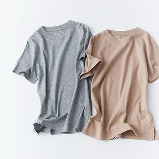 夏に淡色Tシャツを着ると脇の汗ジミが気になります!【大人のTシャツコーデQ&A】