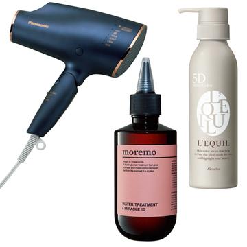 髪のパサつきやカラーリングの色落ちを防いでほめられヘアになる方法