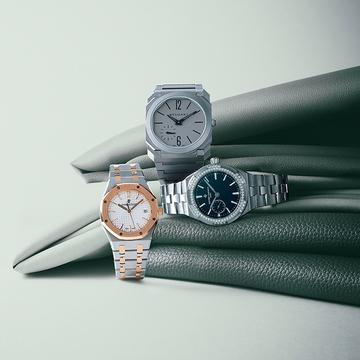 働く女性にふさわしい一本を!個性的でスタイリッシュな「ブレスレットウォッチ」3選【洗練と羨望のビジネス腕時計】