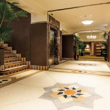 アール・デコ調の内装に蘇ったレトロなホテル『山の上ホテル』