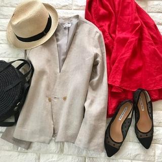 4月はこれで「センスいい人」!即できる簡単ジャケットコーデ【高見えプチプラファッション #9】